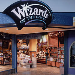 Wizards of the Coast/Game store