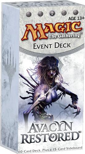 Avacyn Restored Humanity/'s Vengeance Event Deck SEALED Magic MTG