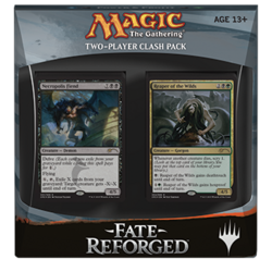 Fate Reforged/Clash pack