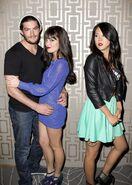 Thomas, Hailey, Jamie