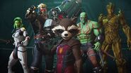 Guardians of the Galaxy (Earth-TRN765) from Marvel Ultimate Alliance 3 The Black Order