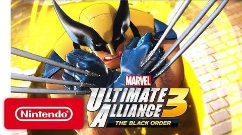 MARVEL ULTIMATE ALLIANCE 3 The Black Order - Announcement Trailer - Nintendo Switch