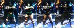 Doctor Doom MUA Costumes