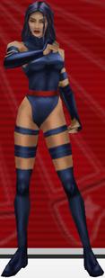 MUA2 Wii Psylocke