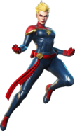 MUA3 Captain Marvel
