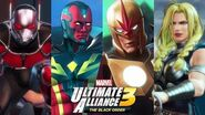 All 118 Characters and Locations in Marvel Ultimate Alliance 3 The Black Order