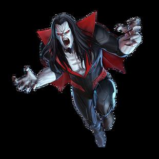 Michael Morbius (The Living Vampire)