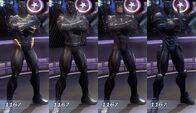 Black Panther MUA Costumes