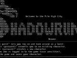 Shadowrun MUSH