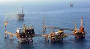 Offshore platforms Mexico