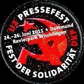 German communist logo