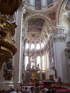 St Stephens Cathedral interior