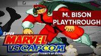 Super Marvel vs. Capcom Eternity of Heroes (PC) - M