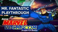 Super Marvel vs. Capcom Eternity of Heroes (PC) - Mr