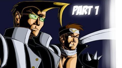 Capcom vs. The World (Team Arcade) 2 on 2 Turns Part 1