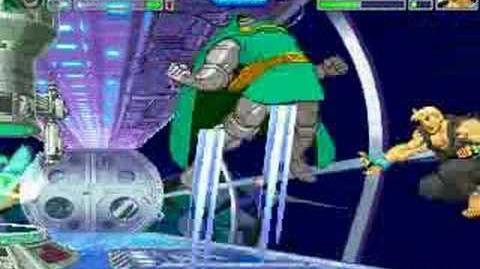 Doctor Doom/Juan Carlos and Tachan's version