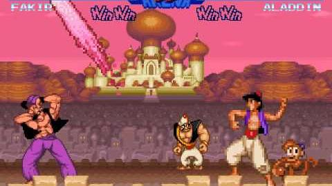 Aladdin Roof