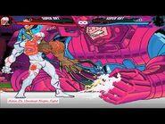 Mugen - Tyrant (Resident Evil) Vs Galactus (Marvel) (Request)