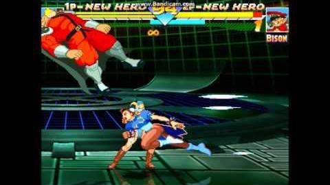 Chun-Li/Supermystery's version