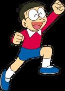 Nobita Nobi-Artwork