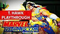 Super Marvel vs. Capcom Eternity of Heroes (PC) - T