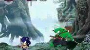 Super Smash Bros Showdown Sonic(me) vs Lioyd Irving