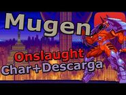 MUGEN- Onslaught char mas descargar-Download