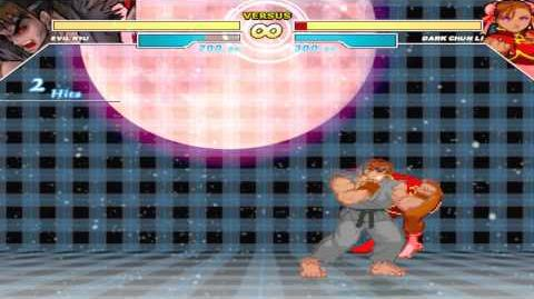 Evil Ryu/Reuben Kee & Kingtigre's version