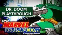 Super Marvel vs. Capcom Eternity of Heroes (PC) - Dr