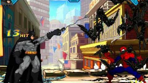 Batman/Alucard's version