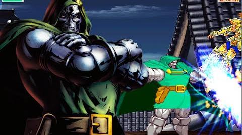 Doctor Doom/DarkCipherLucius' version