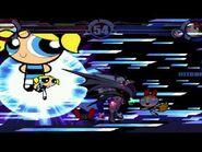 Blossom & Bubbles vs Yuri & Morrigan MUGEN Battle!!!
