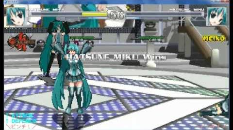 Caramelldansen (Vocaloid)