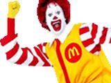 Ronald McDonald/Kishio's version/Edits