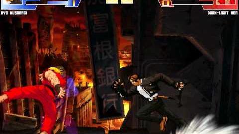 Burning Osaka CVS2