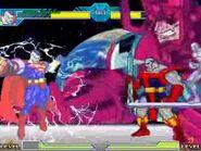 DC vs Marvel - Cyborg Superman vs Galactus