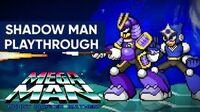 Mega Man Robot Master Mayhem (PC) - Shadow Man Gameplay Playthrough