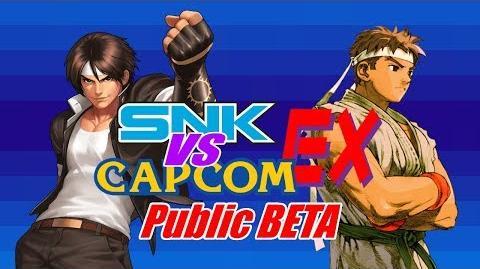 SNK vs. Capcom EX
