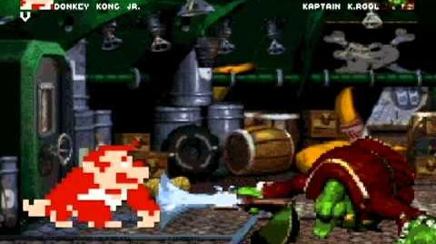 Donkey Kong Jr./King Pepe's version