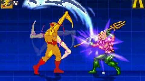 Aquaman/Erradicator's version