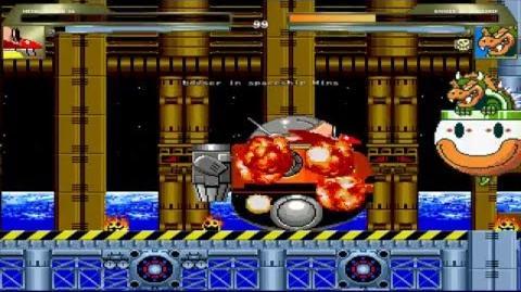 Death Egg Robot/Supermystery's version