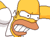 Homer Simpson/Team S.M.R.T's version