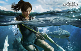 3. Tomb Raider Underworld 4