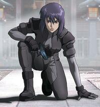 3 Ghost in the Shell Stand Alone Complex 1