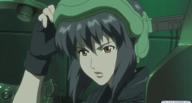3 Ghost in the Shell Stand Alone Complex 5