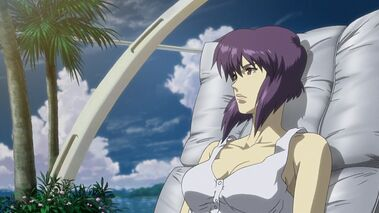 3 Ghost in the Shell Stand Alone Complex 6