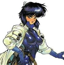 1 Ghost in the Shell Manga 3