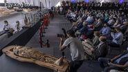 Egypt discovered treasure of over 100 sarcophagi near Cairo (16)