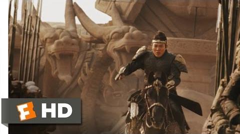Tomb of the Dragon Emperor Undead Armies Clash
