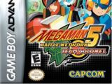 Megaman Battle Network 5 Team Colonel